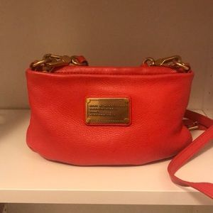 Marc by Marc Jacobs Crossbody Bag Red
